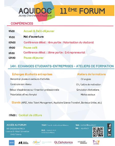 Programme Forum_AquiDoc_2017